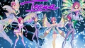 Power of Winx - the-winx-club wallpaper