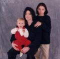 Prince Jackson, Michael Jackson and Omer Bhatti ♥♥ - michael-jackson photo