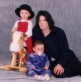 Prince Jackson, Paris Jackson and Michael Jackson ♥♥