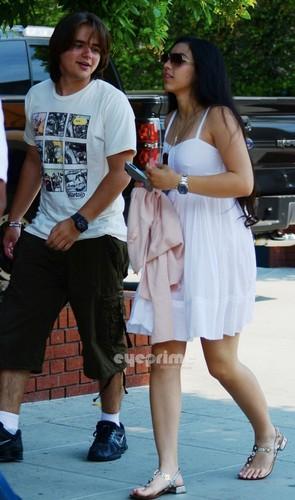 Prince Jackson and Remi Alfalah in Calabasas New June 2013 ♥♥