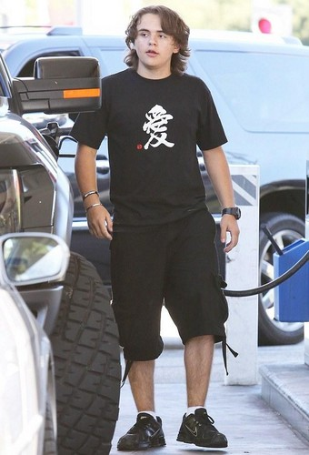 Prince Jackson in Calabasas New June 2013 ♥♥