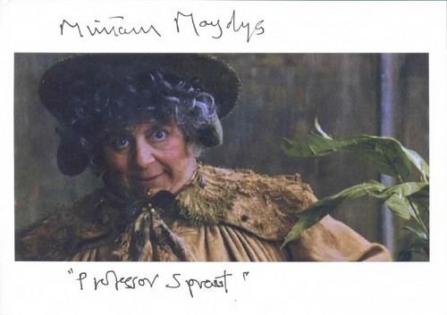 Professor Sprout :)