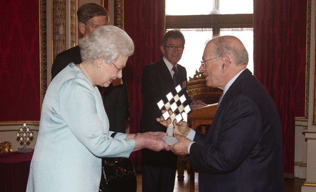 皇后乐队 Elizabeth II Hosts a Reception in 伦敦