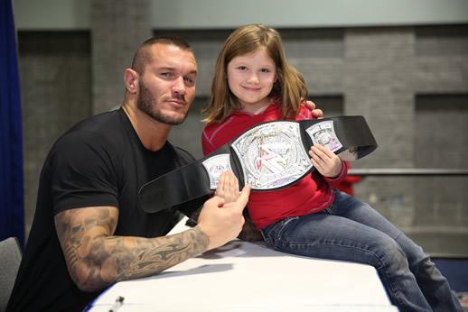 Randy Orton February 6th, 2013 - Washington Auto 显示