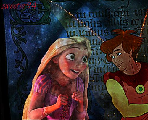 Rapunzel & Cornelius