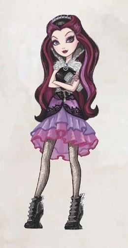 Raven Queen ~ Profile Photos