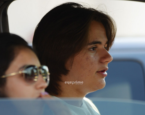 Remi and Prince Jackson out in Calabasas New June 2013 ♥♥