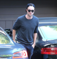 Robert in L.A. on June 22,2013 - robert-pattinson-and-kristen-stewart photo