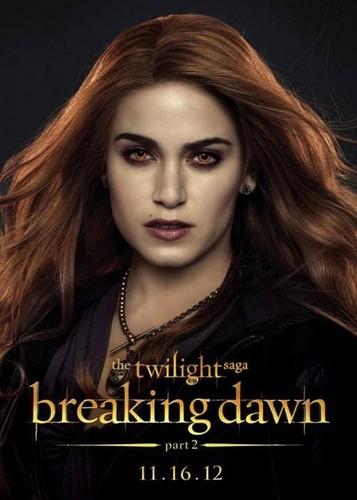 Rosalie Breaking Dawn
