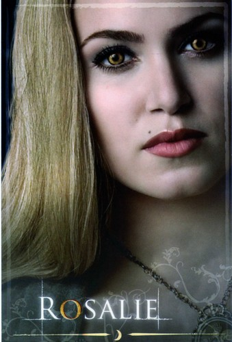 Rosalie Hale fond d'écran with a portrait entitled Rosalie New Moon
