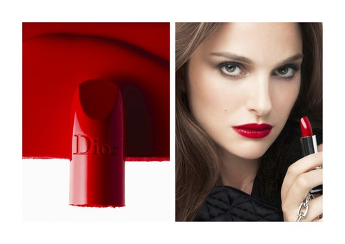 Rouge Dior Photoshoot (2013)
