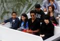 Royal Jackson, Blanket Jackson, Donte Jackson and Paris Jackson at Disneyland New June 2013 ♥♥ - paris-jackson photo