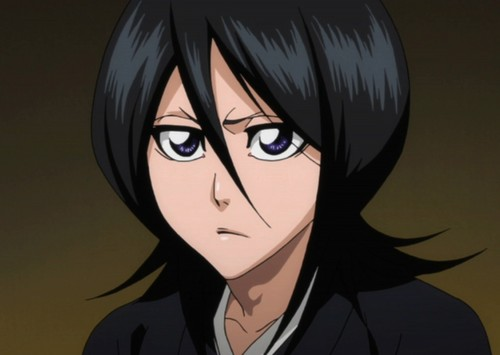 Rukia Kuchiki ❤ (My fave character in Bleach)