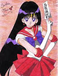Sailor Moon wallpaper possibly containing Anime titled Sailor mars