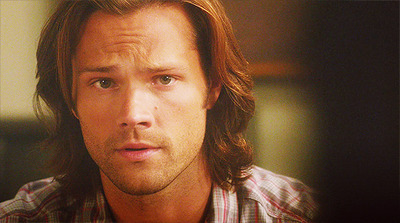 Supernatural wallpaper possibly containing a portrait entitled Sam Winchester