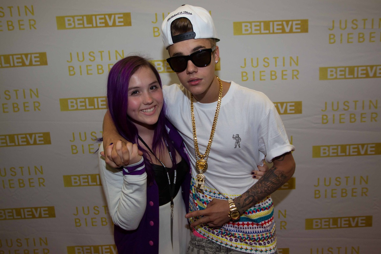 Beliebers Images San Diego Meet And Greet June 22 Hd Wallpaper And
