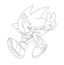 Sanic The Hedgehog
