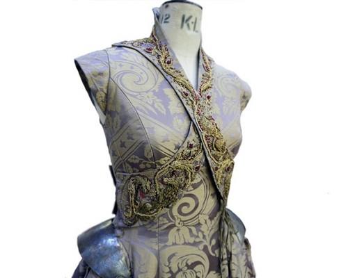 Sansa Stark ♦ Wedding Dress