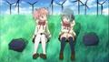 Sayaka and Madoka