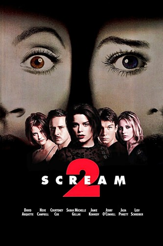 Scream gambar - Scream 2 Poster