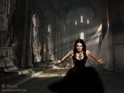 Sharon den Adel(Within Temptation)