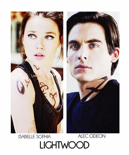 Alec & Isabelle