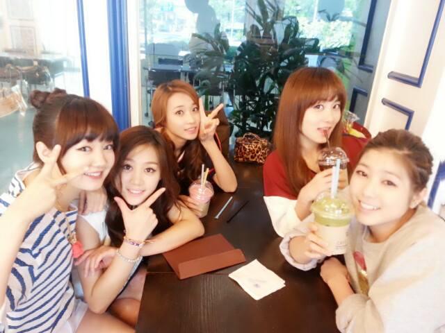 Skarf's members together