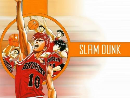 Slam Dunk दीवार