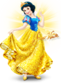 Walt Disney Bilder - Princess Snow White