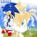 Sonic and Gost Tails - miles-tails-prower icon