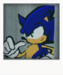 Sonic looks sharp - sonic-and-amy icon