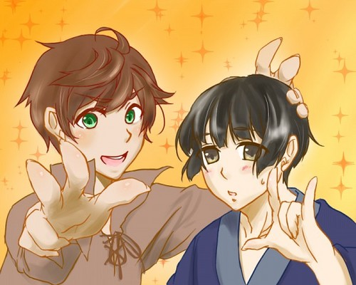 Spain & Japan ~