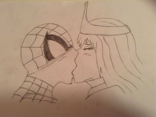 Spider-Man X Princess Bubblegum