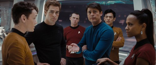 तारा, स्टार Trek (2009) *HQ*