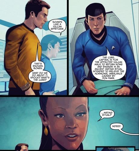 ster Trek ongoing #21
