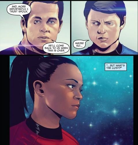 星, つ星 Trek ongoing #22