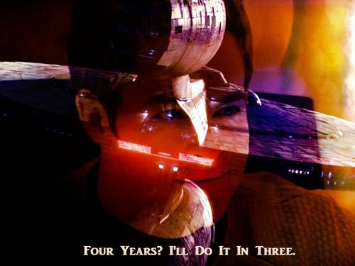 तारा, स्टार Trek.