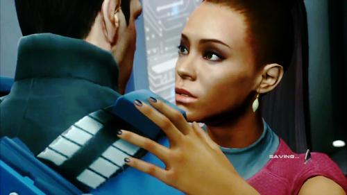 तारा, स्टार trek videogame (2013)