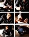 Stefan the fanboy XD