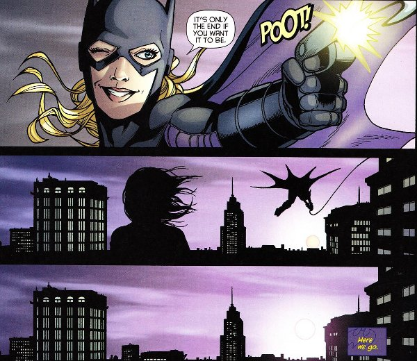 stephanie brown images it s only the end if you want it to be