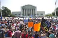 Supreme Court ruled Prop 8 and DOMA dead - gay-rights photo