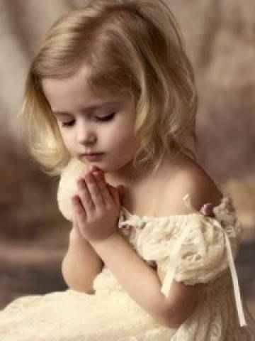 Sweet prayer