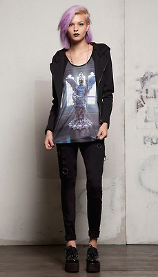 TMI: City of bones - Clothing Line por Hot Topic and TRIPP nyc