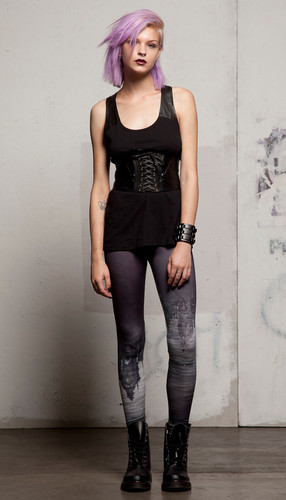 TMI: City of Bones - Clothing Line da Hot Topic and TRIPP nyc