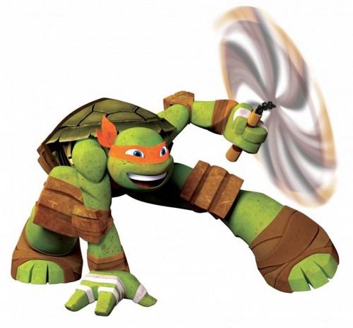 2012 Teenage Mutant Ninja Turtles wallpaper called TMNT