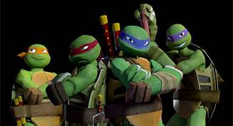 2012 Teenage Mutant Ninja Turtles wallpaper containing a navy segel called TMNT ~