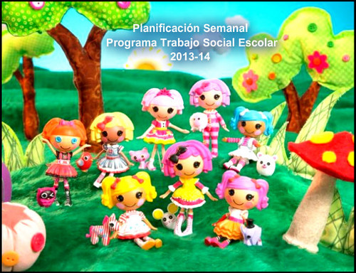 Lalaloopsy wallpaper called TSE
