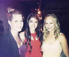 TVD wrap party s4