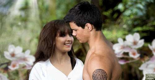 Taylor Lautner Paris Jackson Twilight (@ParisPic)