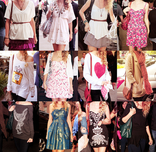 Taylor Outfits ♥